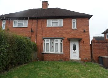 Thumbnail 3 bed semi-detached house to rent in Dorcas Drive, Stoke On Trent, Staffordshire