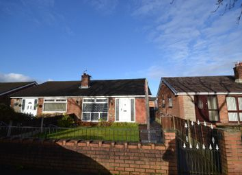Thumbnail 2 bed semi-detached bungalow for sale in Turks Road, Radcliffe, Manchester