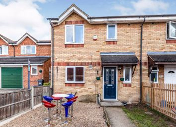 Thumbnail 3 bed terraced house for sale in Redford Close, Feltham