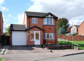 Thumbnail 3 bed detached house for sale in Marigold Crescent, Melton Mowbray