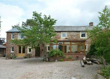 Thumbnail 4 bed detached house for sale in Blencarn, Penrith, Cumbria