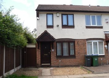Thumbnail 2 bed terraced house to rent in Pimpernel Drive, Tame Bridge