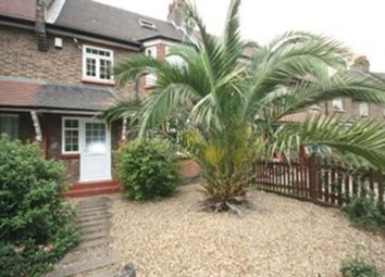 Thumbnail 4 bed terraced house to rent in Cancell Road, Camberwell, London
