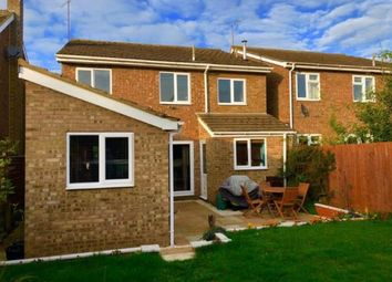 Thumbnail 4 bed detached house for sale in Poplars Road, Chacombe, Banbury, Northamptonshire