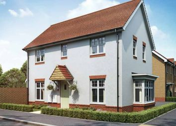 Thumbnail 3 bed detached house for sale in Lady Lane, Swindon, Wiltshire