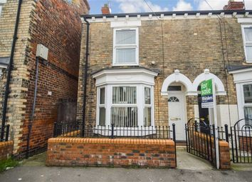 Thumbnail 3 bedroom end terrace house for sale in White Street, Hull