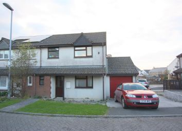 Thumbnail 3 bed semi-detached house to rent in Tremear Green, St. Columb Road, St. Columb