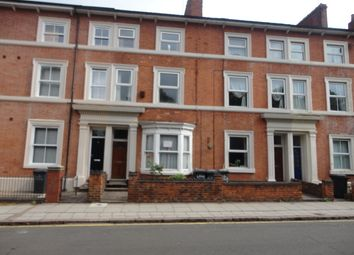 Thumbnail 1 bed flat to rent in Lancaster Road, Leicester