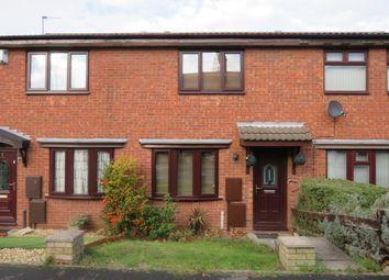 Thumbnail 2 bed terraced house for sale in Castle Street, Darlaston, Wednesbury