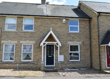 Thumbnail 3 bed terraced house to rent in The Green, Eltisley, Cambridge
