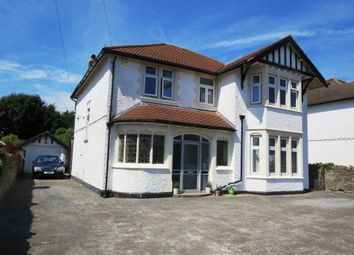 Thumbnail 5 bedroom detached house for sale in Augusta Road, Penarth