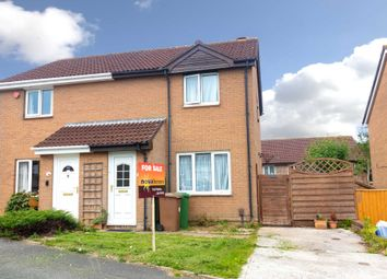 Thumbnail 3 bed semi-detached house for sale in Jenkins Close, Staddiscombe, Plymstock