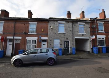 4 bed shared accommodation to rent in Howe Street, Derby DE22