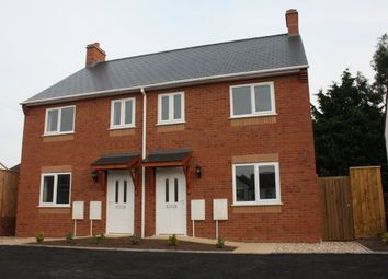 Thumbnail 3 bedroom semi-detached house to rent in King Street, Honiton