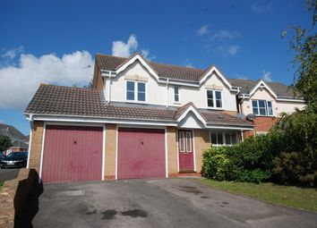 Thumbnail 4 bed detached house for sale in Fairwood Close, Paxcroft Mead, Trowbridge