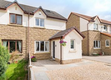 Thumbnail 3 bed semi-detached house for sale in Gogarloch Haugh, South Gyle, Edinburgh