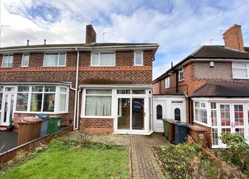 Thumbnail 3 bed end terrace house to rent in Croft Down Road, Solihull, Solihull
