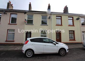 Thumbnail 2 bed terraced house for sale in Marine Street, Cwm, Ebbw Vale, Blaenau Gwent.