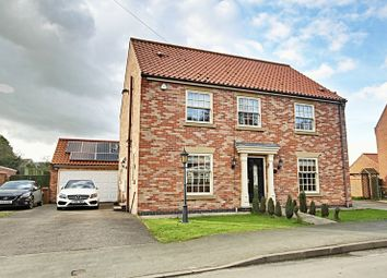 Thumbnail 4 bedroom detached house for sale in Foundry Garth, Burton Pidsea, Hull