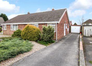 Ashfield Drive, Moira, Swadlincote DE12. 2 bed semi-detached bungalow for sale