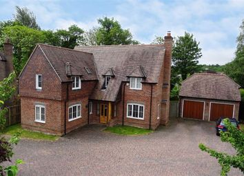 Thumbnail 4 bedroom detached house to rent in Blindmans Gate, Woolton Hill, Newbury