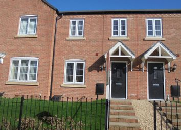 Thumbnail 3 bed terraced house for sale in Ferridays Fields, Woodside, Telford