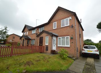 Thumbnail 2 bed semi-detached house for sale in Beverley Close, Whitefield, Manchester