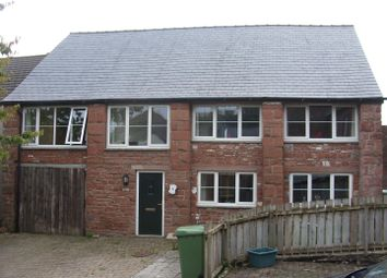 Thumbnail 3 bed detached house to rent in Field House Gardens, Penrith