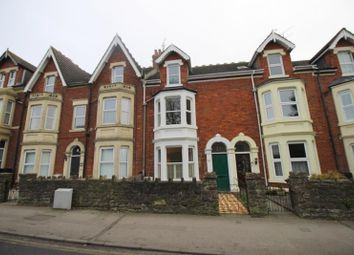 Thumbnail 4 bed terraced house for sale in Croft Road, Old Town, Swindon