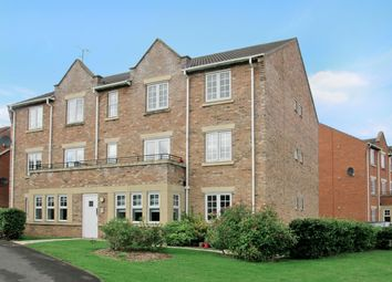 Thumbnail 2 bed flat for sale in Angel Gardens, Knaresborough