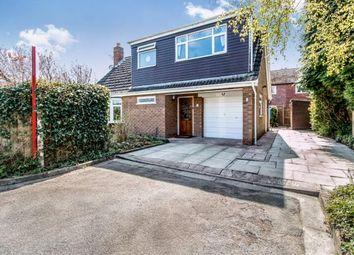 Thumbnail 3 bed detached house for sale in St. Helens Close, Rixton, Warrington, Cheshire