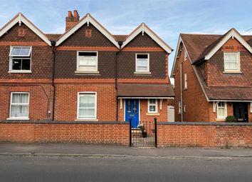 Guildford Road, Pirbright, Woking, Surrey GU24. 3 bed semi-detached house