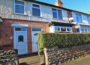 2 bed terraced house for sale in Second Avenue, Carlton, Nottingham NG4