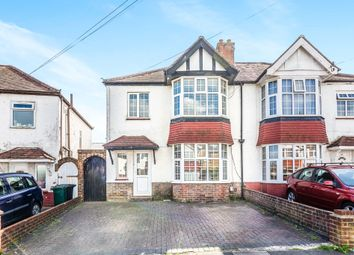 Thumbnail Semi-detached house for sale in Amherst Crescent, Hove
