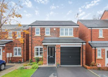 Thumbnail 3 bedroom detached house for sale in Tetchill Brook Road, Ellesmere
