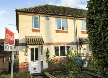 Thumbnail 3 bedroom end terrace house for sale in Thorne Road, Netheravon, Salisbury