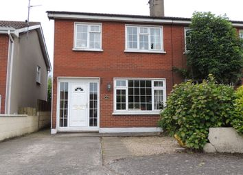 Thumbnail 3 bed semi-detached house for sale in 30 Seaview, Kilcoole, Wicklow