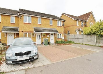 Thumbnail 2 bed terraced house for sale in Maple Close, Hainault