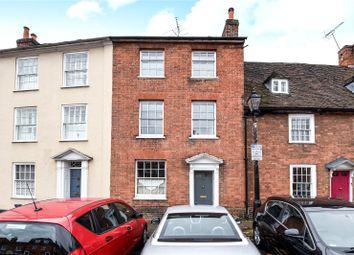 Thumbnail 4 bed terraced house for sale in Castle Street, Farnham, Surrey