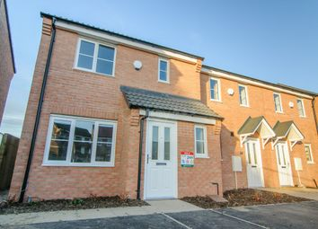 Thumbnail 3 bedroom semi-detached house to rent in The Bungalows, Whitehouse Road, Harworth, Doncaster