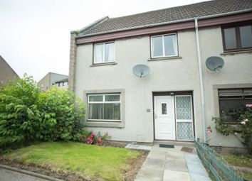 Thumbnail 3 bedroom end terrace house for sale in Wingate Road, Aberdeen