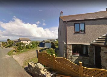 Thumbnail 2 bed semi-detached house for sale in Cape Cottages, Trewellard, Pendeen, Cornwall.