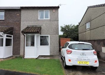 Thumbnail 2 bed semi-detached house to rent in Ferndale Close, Woolwell, Plymouth