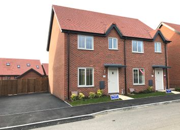 Thumbnail 3 bed semi-detached house to rent in St. John Way, Framlingham, Woodbridge