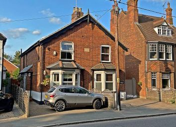 Cores End Road, Bourne End SL8. 3 bed semi-detached house