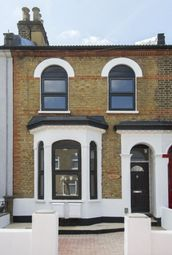 Thumbnail 4 bed flat to rent in Sebert Road, London