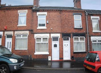 Thumbnail 2 bedroom terraced house for sale in Fenpark Road, Fenton, Stoke-On-Trent
