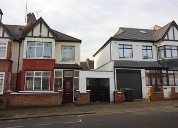 Thumbnail 3 bed end terrace house for sale in Berwick Road, London
