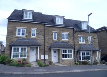Thumbnail 4 bed terraced house for sale in Highfield Chase, Staincliffe, Dewsbury, West Yorkshire