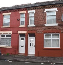 Thumbnail 3 bed terraced house to rent in Faraday Avenue, Cheetham Hill, Manchester